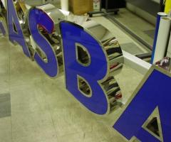 3D Letters Signage Maker in Dhaka