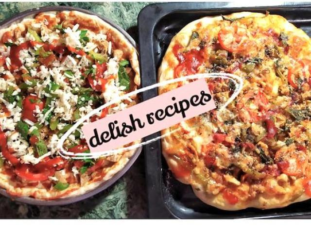 Delish Recipes (First food ) - 1