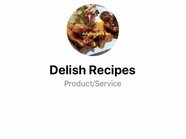 Delish Recipes (First food ) - 3